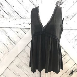 NWOT Infinity Raine Lace Tank (M)